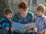 Norma Meeuwissen over Vaders Voor Lezen