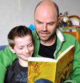 Vaders over Voorlezen: Jeroen de Jong