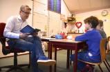 Vaders over Voorlezen: Joost de Boer