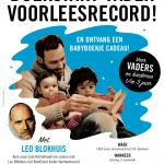 BoekStart Vader Voorleesrecord Leo Blokhuis Apeldoorn