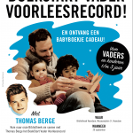 BoekStart Vader Voorleesrecord Thomas Berge Veendam