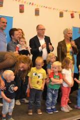 Bibliotheek Deventer recordhouder BoekStart Vaders Voorleesrecord