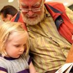 Vader Voorleesrecord Bibliotheek Waterland