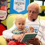Vaders Voor Lezen elftallid Bram van der Vlugt
