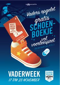 Schoenboekje Vaderweek