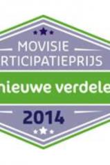 3e plaats bij Publieksprijs Movisie Participatieprijs
